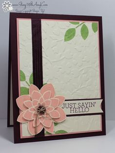 Crazy About You - Stampin' Up! - Stamp With Amy K