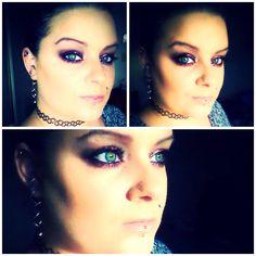 New Years 2014-2015 makeup #makeup #newyears