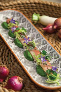 ¿Cómo preparar trucha ahumada? #Recetas #FoodAndTravelMX