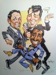 ~ The Rat Pack