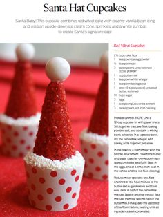 Bella Baker Holiday Dessert Ideas! - Kara's Party Ideas - The Place for All Things Party