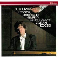 Beethoven: Piano Sonatas Nos. 1, 5, 8 & 17 de Zoltán Kocsis