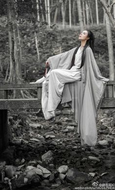 Hanfu, Chinese Traditional Costume, Traditional Fashion, Chinese Style, Chinese Art, Chinese Movies, Ancient Beauty, Ancient China, Asia Girl