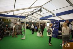 Event logistical management: We managed the site logistics, technical and structural elements of the Country Life Fair 2014 held at Fulham Palace.