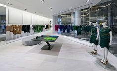 Issey Miyake store by Tokujin Yoshioka, Bangkok – Thailand » Retail Design Blog