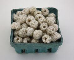 Meghan Urback, wool raspberries