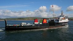 MV SATURN at Ardrossan