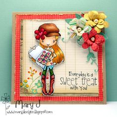 Splendid Stamping with The Greeting Farm: Wow'd Me Wednesday!