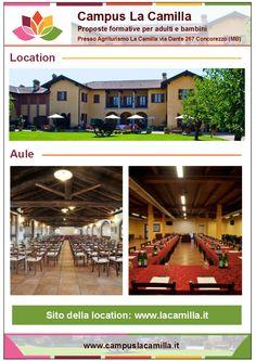 Location e aule