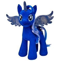 Build-a-Bear Cadance and Luna and Shining Armor now available.   All About MLP Merch