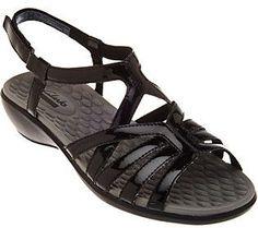 Clarks Multi-strap Sandals - Shelba Alana