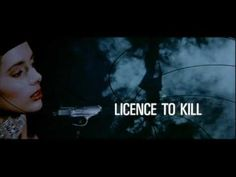 ▶ Licence To Kill Opening Title Sequence HD - YouTube