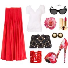 Fiesta, created by leiastyle on Polyvore