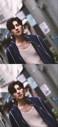 Ji Chang Wook Healer, Ji Chang Wook Photoshoot, Korean Actors, Korean Dramas, Asian Men, Kos, Love Story, Kdrama, Hot Guys