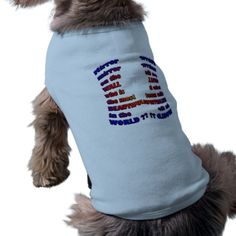Doggie Ribbed Tank Top-WHO IS THE MOST BEAUTIFUL? Doggie Tee
