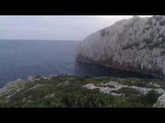 Salento Canal del Rio e il mare di marina Guardiola (Corsano, Lecce) - YouTube
