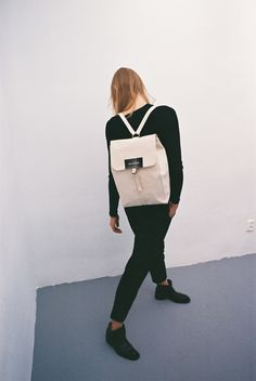 SALE: up to 50% off. Backpack 01 Off White - €59
