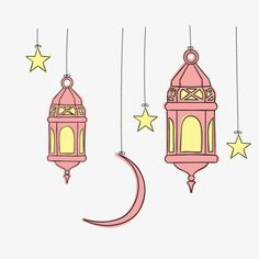 Cartoon pink eid ornaments PNG and Vector Ramadan Images, Ramadan Cards, Eid Cards, Ramadan Gifts, Eid Wallpaper, Eid Mubarak Wallpaper, Islamic Wallpaper Hd, Islamic Art Pattern, Pattern Art