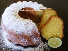 Jemná maslová limetková bábovka Raspberrybrunette Pound Cake, Bread, Food, Crack Cake, Breads, Hoods, Meals, Bakeries, Pound Cakes