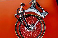 Foldable bike wins design award