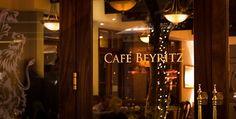 Cafe Beyritz | Lynwood, Pretoria, South Africa Pretoria, Cafe Restaurant, South Africa, Beautiful Places, Neon Signs, Cape Town, Followers, Restaurants, University