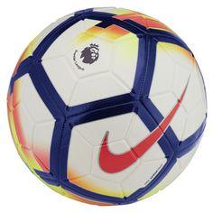 28f32d08d7 Nike EPL Strike Ball (White Volt Orange). Fifa Matches ...