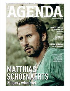Apr | Agenda Magazine (Belgium) - 001 - Matthias Schoenaerts Network Picture Gallery