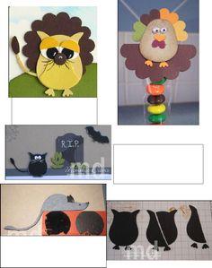 Owl Punch Ideas 2