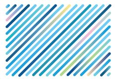 Stripes (identity for University of California / Let there by light) by ??
