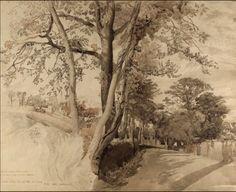 John Ruskin - Artworks