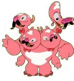 """Forehead, A. Experiment is an illegal genetic experiment created by Jumba Jookiba. He is designed to sing barbershop tunes annoyingly off-key. His one true place is with Mrs. Hasagawa as one of her """"cats"""". Stitch Cousins, Captain Gantu, Lilo And Stitch Experiments, Lilo And Stitch Characters, Toothless And Stitch, Lilo Et Stitch, Dog Quotes Love, Stitch And Angel, Disney And More"""