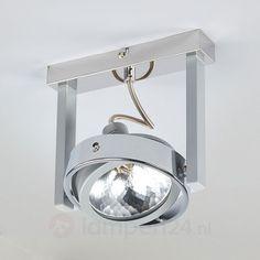 Goedkope Nordic Retro Led Plafondlamp Lamp Slaapkamer Woonkamer 110 ...