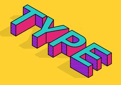 How To Create an Isometric Type Effect in Adobe Illustrator