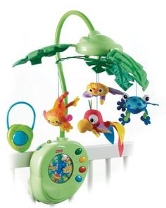 Find Fisher-Price Rainforest Peek-a-Boo Leaves Musical Mobile online. Shop the latest collection of Fisher-Price Rainforest Peek-a-Boo Leaves Musical Mobile from the popular stores - all in one Toys R Us, Kids Toys, Fisher Price Rainforest, Best Baby Mobile, Mobile Kids, Cot Toys, Children's Toys, Baby Cot Mobiles, Apollo