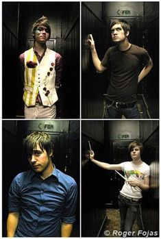 Panic! At The Disco Oh, Ryan. So cute and wonderfully strange. But can we talk about Spencer?...