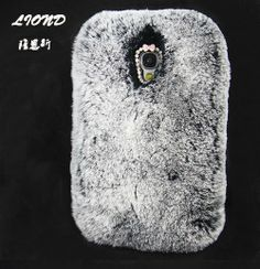 Galaxy Note 3 Luxury & Warm Fur Style Fluffy Phone Case - Cute Galaxy Note 3 Cases - Samsung Galaxy Note 3 Cases - Samsung Cases