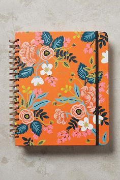Rifle Paper Co. Graceful Garden 2017 Planner