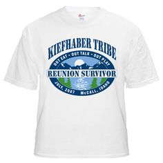 7 Great Family Reunion T-Shirts