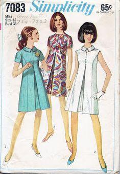 Miss Dandy: The Final Cut: Dress Patterns