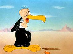 Beaky Buzzard looney tunes