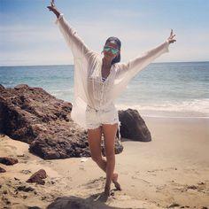 Chanel-Iman-Instagram-Summer