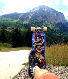 Cruising Crested Butte Colorado On A Bombsquad Battle Royale