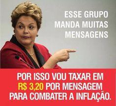 Dilma Grupos do Whatsapp