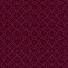 Sparkling red traditional small scale geometric pattern wallpaper with cozy homey look for living, dining, kitchen and office by Walls Republic. #pantone #coloroftheyear #marsala