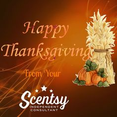 Happy Thanksgiving #Scentsy #scentsbykris