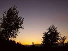 When the #sun goes down #Abendhimmel #Iserlohn #Sonnenuntergang #sunset #Sauerland #NordrheinWestfalen #NRW