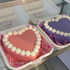 Birday Cake, No Bake Cake, Cake Cookies, Pretty Birthday Cakes, Pretty Cakes, Cute Cakes, Cute Food, Yummy Food, Aesthetic Food