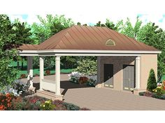 Carport with Storage idea: plans attached
