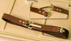 Col. Littleton cinch belt