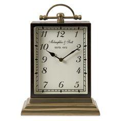 Ford Oversized Desk Clock - 60096